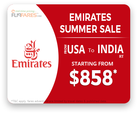 Emirates Summer Sale