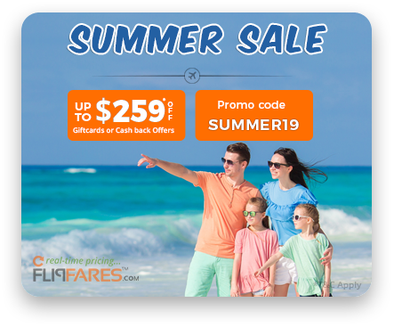 FlipFares Summer Sale